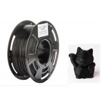 Wholesale Dry Black PLA 3D Printing Filament Biodegradable Thermoplastic Polyethylene from china suppliers