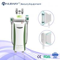 Wholesale Vertical Non invasive Vacuum Cryolipolysis Fat Freeze Machine with 5 Handpieces from china suppliers