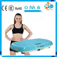 Wholesale Power Pater Body Shaper Plate Body Shaper Machine Crazy Fit Massage Vibration Plate from china suppliers