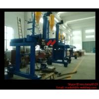 Wholesale Automatic T / H Beam Welding Machine For H Beam Production Line 5000mm Railspan from china suppliers