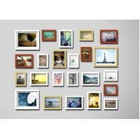 Wholesale OEM design 2013 fashion solid pine wood photo frame wall from china suppliers