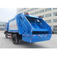 Wholesale Waste Collection Vehicle Commercial Waste Management Garbage Truck 5-6 CBM from china suppliers