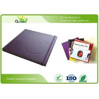 Wholesale 70gram / 80gsm / 100gsm Hardcover Sketch Book , SGS Recycled Hard Bound Sketch Book from china suppliers