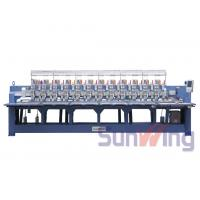 Wholesale Cording / Tapping Mixed Computerized Embroidery Machines For Bedding from china suppliers