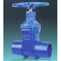 Quality CI Sluice Gate 225 mm Dia Spigot Valve With Extension Spindle 1.5m Length for sale