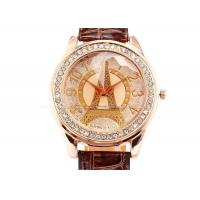 Wholesale Leather Womens Wrist Watches from china suppliers