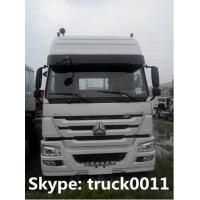 Wholesale ZZ4257N3241W LHD tractor head truck for trailers, hot sale HOWO 371hp tractor head from china suppliers