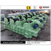 Wholesale PU Wheels Pipe Rotators for Welding , Wind Tower Welding Pressure Vessels from china suppliers