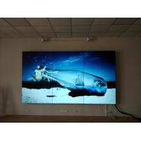 Wholesale 3.5Mm Super Narrow Bezel Video Wall Screen , Industry Wall Mounted Video Wall Seamless from china suppliers