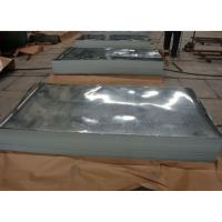 Wholesale Hot Dipped JIS SGCC , SGCH Galvanized steel Sheet / Sheets DX54D Z For Electron from china suppliers