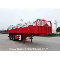 Wholesale drop side wall trailer / container load side door semi trailer from china suppliers