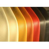Wholesale Vintage Colors Bonded Eco Friendly Leather Upholstery Fabric With 1.4-1.6 mm Thickness from china suppliers