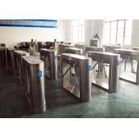 Wholesale Building Access Tripod Turnstile Gate Crow Control , Automatic Turnstyle Door from china suppliers
