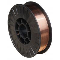 Buy cheap 0.8-1.6mm CO2 Gas Shielded Mig welding wire (Sg3 GB/T ER49-1) from wholesalers