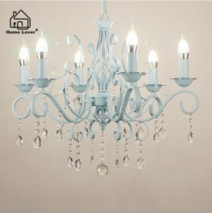 Quality Modern led crystal chandeliers for kitchen room Livingroom Bedroom Avize K9 crystal lustres de teto chandelier lamp for sale