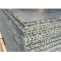 Wholesale High Strength Aluminum Honeycomb Sheet Building Construction 4 - 48mm Core Thickness from china suppliers