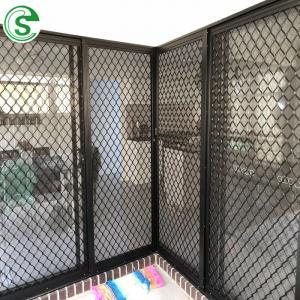 China Australian standard design window security aluminum grille sliding window doors screen on sale