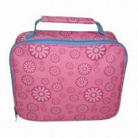 Wholesale Children Cooler Bag with PEVA Lining, 600D Polyester, Padded Foam, Keeps Warm and Cool from china suppliers