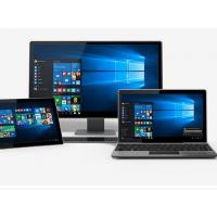 Wholesale Microsoft Operating System Windows 10 Pro Pack 32bit / 64bit OEM Retail Box from china suppliers