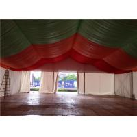 Wholesale 20x30m Wedding Banquet Marquee Enclosed Party Tent Luxury Fire Retardant from china suppliers