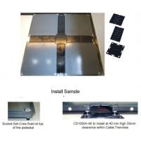 Wholesale Microwave Communication Stations Raised Access Floor Tiles 363 Kg Concentrated Loading from china suppliers