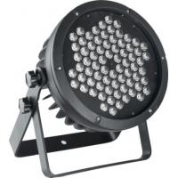 Wholesale 3W * 72PCS Aluminum Led Par Can Lights With Long Lifespan 6-10 Ten Thousand Hrs from china suppliers