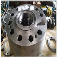 Wholesale Forged Forging Steel CNC machined Turning turned Gas Gas Steam Turbine Control Valve Discs Stems Lock Head GP Stand Part from china suppliers
