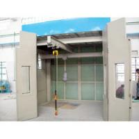 Buy cheap industrial spray booths for metal workpiece from wholesalers