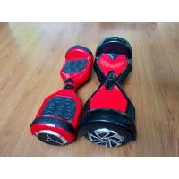 Wholesale Battery Operated 8 Inch 2 Wheels Electric Scooter With Decorative Light from china suppliers