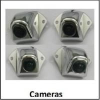Wholesale Waterproof Bus Camera Systems With DVR , Bird View Parking Assistant System with IR from china suppliers