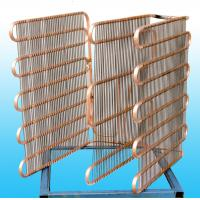 Wholesale Cold Drawn Copper Coated Freezer Evaporator Wall thickness 0.7mm from china suppliers