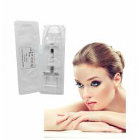 Wholesale 24mg / Ml HA Hyaluronic Acid Dermal Filler Injections For Face Long Lastiong Safe Hyaluronic Acid Gel Injection from china suppliers