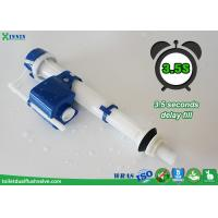 Wholesale Delay fill toilet inlet valve , stablize flush volume under different pressures from china suppliers