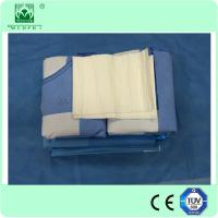 Wholesale High quality disposable nonwoven EO sterilize Hip surgical drape pack/kits from china suppliers