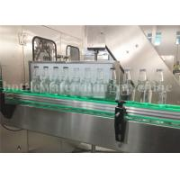 China High Speed Automatic Beer Bottling Plant With Crown Cap , Aluminum Screw Cap on sale