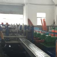 Wholesale Ceiling Roofing Structure Aluminum Cable Trunking / Cable Tray Making Machine from china suppliers