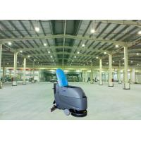 Wholesale Periodic Duty Walk Behind Floor Scrubber Wire Type Environment - Friendly Product from china suppliers