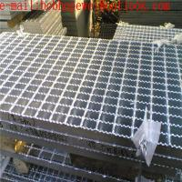 Buy cheap galvanized steel drainage grating/Building Materials Hot Dipped 32 x 5mm Galvanized Steel Grating from factory price from wholesalers