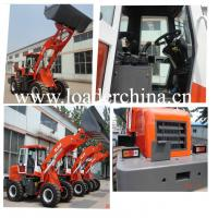 Wholesale 2.0t small wheel  loader with optional accessories from china suppliers