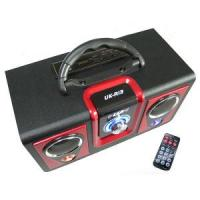 Wholesale Popular Woodiness Sound Box Plug-in Card Portable Speaker #UK-R13B from china suppliers
