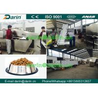 Quality Feed Pellet Extruder Twin Screw Pet Food Extruder Machinery with CE Approved for sale