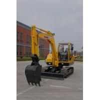 Wholesale WY75-7/8 6Tons crawler excavator with famous mechanical engineers supports from china suppliers