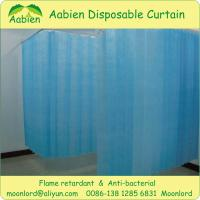 China Cubicle medical privacy curtain with SGS on sale