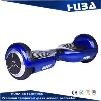 Buy cheap Blue Freestyle Electric Self Balancing Board Small Swing Scooter Two Wheel from wholesalers