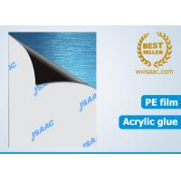 Quality Protective film for brushed stainless steel No. 4 finish HOT SALE for sale