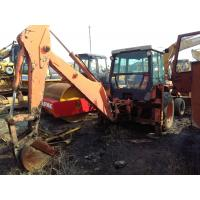 Buy cheap 8000kg 0.8cbm Capacity Used Backhoe Loader / Second Hand Backhoe from wholesalers