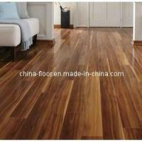 Wholesale Glossy Walnut Laminate Wood Flooring from china suppliers