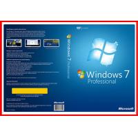 Wholesale English version 32bit 64 bit windows 7 professional DVD with OEM KEY Licence from china suppliers