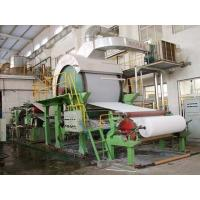 Wholesale Model 1092 tissue paper machine from china suppliers