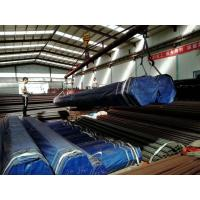 Welded Precision Cold Drawn Seamless Steel Tube , High Pressure Seamless Pipe for sale